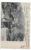 CPA Chine Pékin La Grande Muraille Près Du Palais D'été  CP Indo-Chine Française Indochine Indo Chine Bonne Année 1911 - Cina