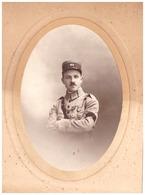 MILITAIRE DU 164   BIEN MEDAILLE    PH. FONTAINE D'ALBERT  MARSEILLE - Guerre, Militaire