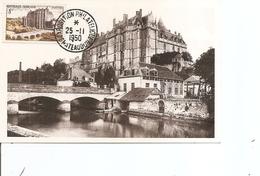France - Chateaudun ( CM De 1950 à Voir) - Maximumkarten