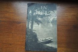 """""""EN FOREZ"""" DEPARTEMENT DE LA LOIRE PAVILLON DU TOURISME SAINT ETIENNE ET REGIONS VOISINES - Histoire"""