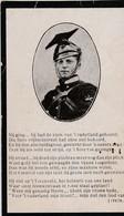 Mortuaire,Emiel Botterman,Aelter 1893,Soldaat Bij't 3e Regiment Lanciers, Verwond Aan Den Yzer,overleden Kales 18-5-1917 - Obituary Notices