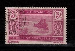 Mauritanie - YV 61 Oblitere Cote 2,50 Eur - Oblitérés