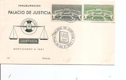 Cuba - Palais De Justice ( FDC De 1957 à Voir) - FDC