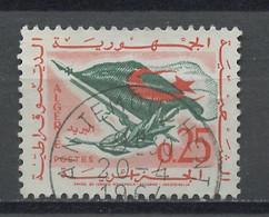 Algérie - Algerien - Algeria 1963 Y&T N°371 - Michel N°396 O - 20c Retour à La Paix - Algeria (1962-...)