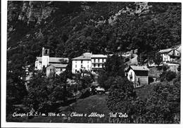 Civago (Reggio Emilia). Chiesa E Albergo Val Dolo. - Reggio Emilia