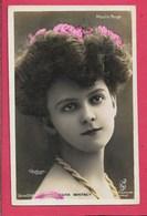 Edith Whitney - Piccolo Formato - Non Viaggiata - Entertainers