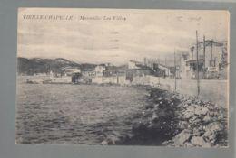 CP (13) Marseille - Veille-Chapelle  - Les Villas - Castellane, Prado, Menpenti, Rouet