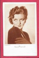 Nancy Carroll  - Piccolo Formato - Non Viaggiata - Actors