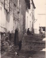 Région De Saragosse ESPAGNE 1930 Photo Amateur Format Environ 7,5 X 5,5 Cm - Places