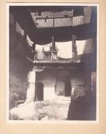 GRANADA GRENADE ESPAGNE 1930 Casa Del CHAPIZ Photo Amateur Format Environ 7,5 X 5,5 Cm - Lugares