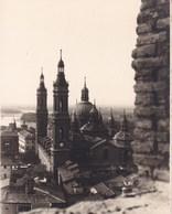 SARAGOSSE ESPAGNE 1930 Photo Amateur Format Environ 7,5 X 5,5 Cm - Lugares