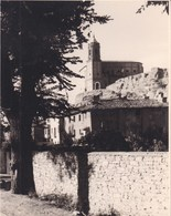 MALUENDA ESPAGNE 1950 Photo Amateur Format Environ 7,5 X 5,5 Cm - Lugares