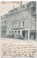 MOYEUVRE-GRANDE (57) HOTEL METZ . 1905. - France