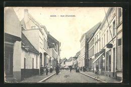 AK Boom, Rue D`Anvers - Boom