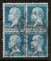 FRANCE  Scott # 191 F-VF USED BLOCK Of 4 (Stamp Scan # 514) - France