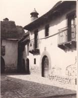 ANSO Espagne 1950 Photo Amateur Format Environ 7,5 Cm X 5,5 Cm - Places