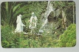 Mexico Villa De Guadalupe. Imagen De Juan Diego Y El Ayate Milagroso. - México