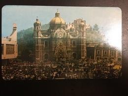 Mexico Traslado De Nuestra Señora De Guadalupe A La Nueva Basilica Año 1976. - México