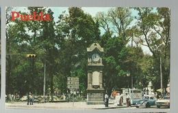 Mexico Puebla Reloj El Gallito En El Paseo Bravo. - México