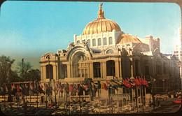 Mexico D.F. Palacio De Bellas Artes , Centro De Cultura Y Arte. - México