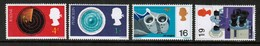 GREAT BRITAIN  Scott # 518-21** VF MINT NH  (Stamp Scan # 514) - Unused Stamps