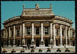 Wien  -  Burgtheater  -  Ansichtskarte Ca. 1979   (11130) - Wien Mitte