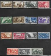 Italy Scott # 290-304 Used Short Set March On Rome, 1932, CV$118.70 - 1900-44 Vittorio Emanuele III