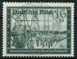 DEUTSCHES REICH 1939 Nr 710 Zentrisch Gestempelt X891F22 - Deutschland