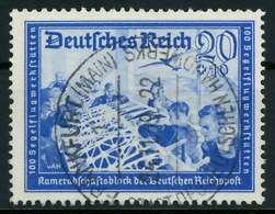 DEUTSCHES REICH 1939 Nr 711 Zentrisch Gestempelt X891F26 - Deutschland