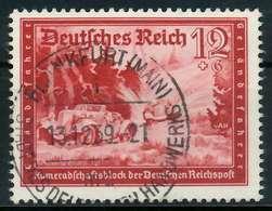 DEUTSCHES REICH 1939 Nr 708 Zentrisch Gestempelt X891F3E - Deutschland