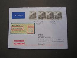 CSR Nice Cv., 1998 To Argentina MeF - Briefe U. Dokumente