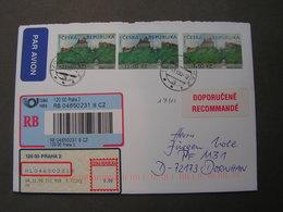 CSR Nice Cv., Automaten To Germany  2000 - Briefe U. Dokumente