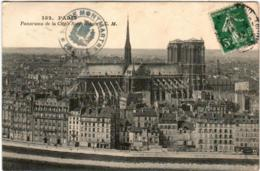 31rm 940 CPA - PARIS - PANORAMA DE LA CITE - NOTRE DAME - Viste Panoramiche, Panorama