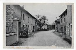 FRONTONAS  -  Voiture  Ancienne  ,  Quartier  Du  Bergeron  (  Voir  Les  Oblitérations ) - Andere Gemeenten