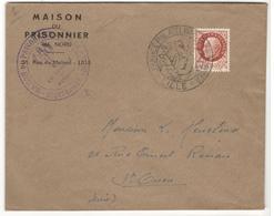18614 - MAISON DU  P.G. à LILLE - Marcophilie (Lettres)