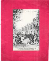PARIS - 75 -  Journée Du 26 Mai 1871 - Rue Haxo N°85 - Les Otages Sont Conduits Au Mur Pour Y être Fusillés - ARD1/ROY1 - France