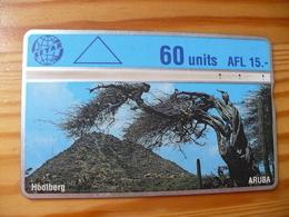 Phonecard Aruba - Aruba