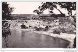 83) La Gorguette.- (Var) La Plage   - (+ Flamme Pub De Sanary Sur Mer  -oblitération De 1954) - Sanary-sur-Mer
