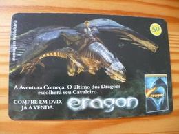 Phonecard Brazil - Movie, Eragon - Brésil