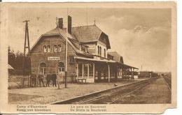 Elsenborn Sourbrodt Gare (coin Droit Casse - Elsenborn (camp)