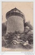 85)  Tiffauges (Vendée)  Donjon Du Château De Gilles De Retz - (animée) - Unclassified