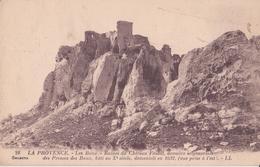 CPA - 28. LES BAUX - Ruines Du Château Féodal - Les-Baux-de-Provence