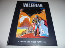 VALERIEN LA COLLECTION TOME 2/ L'EMPIRE DES MILLE PLANETES/ TBE - Valérian
