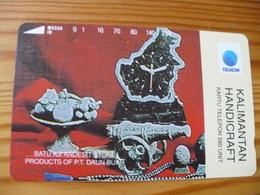 Phonecard Indonesia - Indonesia