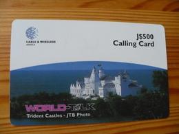 Prepaid Phonecard Jamaica - Jamaïque