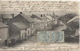 X121209 ARDENNES CARIGNAN RUE DES LABOUREURS PRECURSEUR AVANT 1904 - France