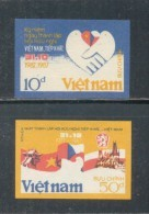 Vietnam MNH Imperf Stamps 1987 : 5th Anniversary Of Viet Nam Czechslovakian Friendship Treaty (Ms526) - Vietnam