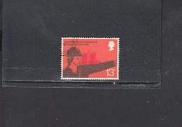 GRAN BRETAGNA  1976 - Unificato  789° - Graham Bell - 1952-.... (Elisabetta II)