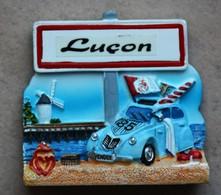 Magnet 2 CV Citroën Vendée - Magnets
