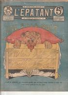 Rare Revue L'épatant 3 Mars 1910 - Otras Revistas